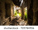 Small photo of Abandoned house