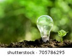 Eco Concept Idea  Tree And...