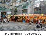 singapore   23 aug. 2017  ... | Shutterstock . vector #705804196