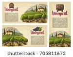 set horizontal  vertical and...   Shutterstock .eps vector #705811672