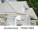 Small photo of roofs, patterns