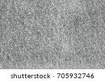 close up black jean fabric ...   Shutterstock . vector #705932746