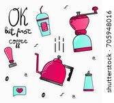 "coffee staff with text ""ok. but ... 