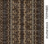 old african carpet with ethnic... | Shutterstock . vector #70594885
