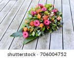 Colorful Grave Flower...