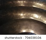 Small photo of Steel plate metal texture background