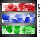 banner or cover design ... | Shutterstock .eps vector #706068772