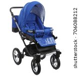Blue Baby Carriage Carriages...