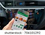 montreal  canada   august 22 ... | Shutterstock . vector #706101292