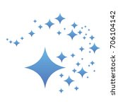 stars of brilliance and... | Shutterstock .eps vector #706104142