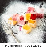 Turkish Delight. Rose And...