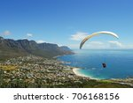 paragliding   cape town   south ...