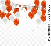 celebrate background. party...   Shutterstock .eps vector #706173832