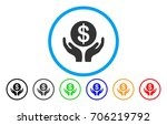 financial maintenance hands... | Shutterstock .eps vector #706219792