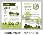 green city environment and eco