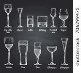 vector illustrations of... | Shutterstock .eps vector #706299472