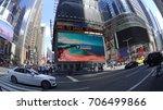 manhattan  new york  usa   06... | Shutterstock . vector #706499866