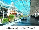 bali  indonesia   may 3  ngurah ... | Shutterstock . vector #706528696