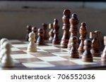 chess board    Shutterstock . vector #706552036