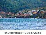 beautiful ocean coastline in...   Shutterstock . vector #706572166