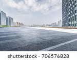 panoramic skyline and buildings ... | Shutterstock . vector #706576828