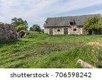 The Farmyard Is An Agricultura...