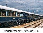 ruse city  bulgaria   august 29 ... | Shutterstock . vector #706605616