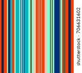 retro bright colorful seamless...   Shutterstock .eps vector #706631602