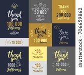 handwritten lettering design... | Shutterstock .eps vector #706659862