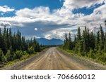 The Gravel Denali Highway...