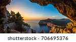 landscape of the gulf of capo... | Shutterstock . vector #706695376