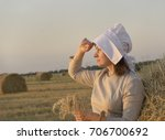 Peasant Woman In The Field