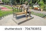 ukraine. odessa. june  2017 ...   Shutterstock . vector #706783852