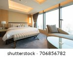 elegant and comfortable home  ... | Shutterstock . vector #706856782