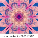 abstract background colored... | Shutterstock . vector #706957936