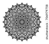 vector illustration of big... | Shutterstock .eps vector #706979758