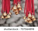 new camels bells for for sale...   Shutterstock . vector #707064898