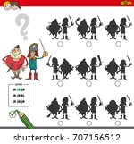 cartoon vector illustration of... | Shutterstock .eps vector #707156512