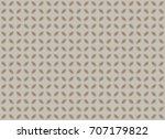 seamless geometric pattern...   Shutterstock .eps vector #707179822