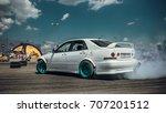 volgograd  russia   june 26... | Shutterstock . vector #707201512