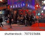 hong kong   november 22  2007 ... | Shutterstock . vector #707315686