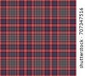 seamless plaid pattern | Shutterstock . vector #707347516