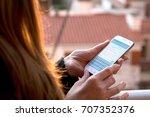 london  united kingdom   august ... | Shutterstock . vector #707352376