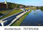 Russia. Smolensk. View Of...