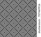 ethnic seamless surface pattern ... | Shutterstock .eps vector #707469916