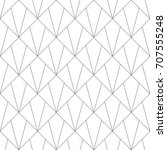 interlocking polygons...   Shutterstock .eps vector #707555248