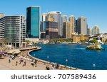 sydney  australia   august 11... | Shutterstock . vector #707589436