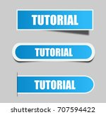 different square stickers with... | Shutterstock . vector #707594422