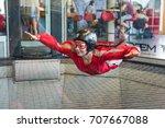 warsaw  poland  august 5  2017 ... | Shutterstock . vector #707667088