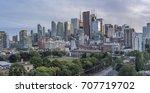 toronto  canada   september 01  ... | Shutterstock . vector #707719702